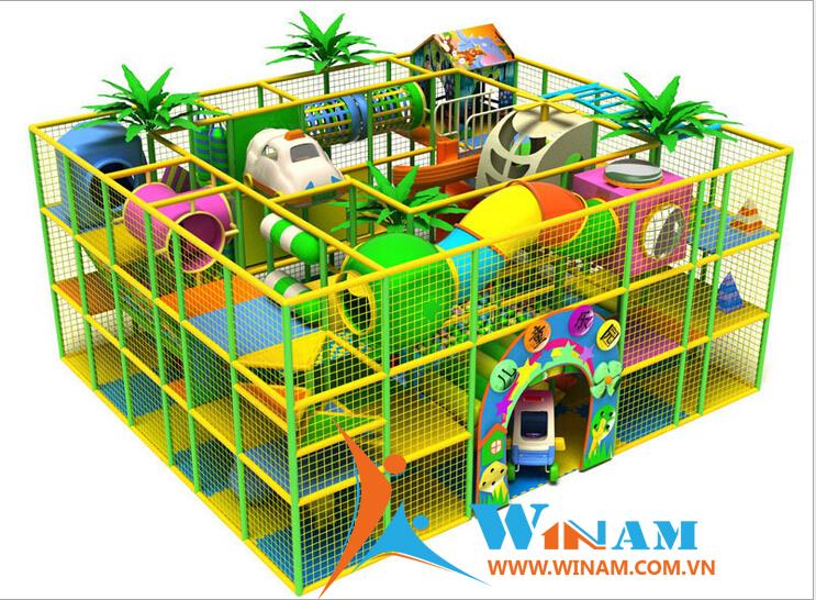 Thiết bị vui chơi trong nhà - WinPlay-W-13