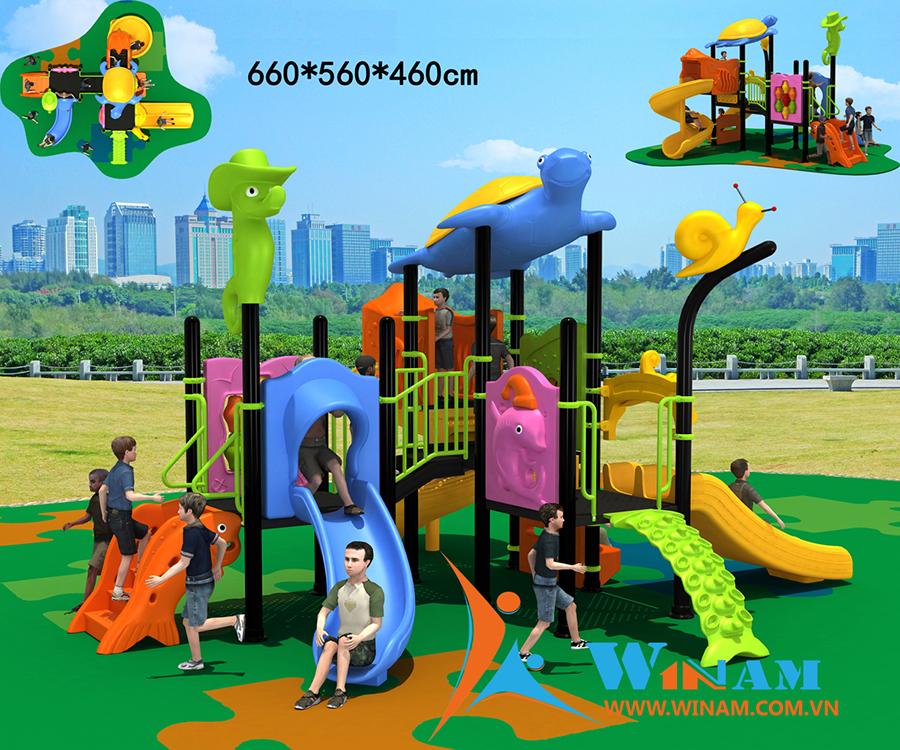 Sân chơi liên hoàn - WinPlay-LF-104