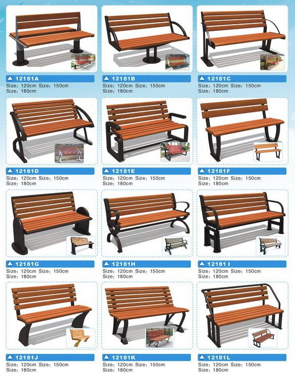 Bàn ghế công cộng - WinWorx-12181