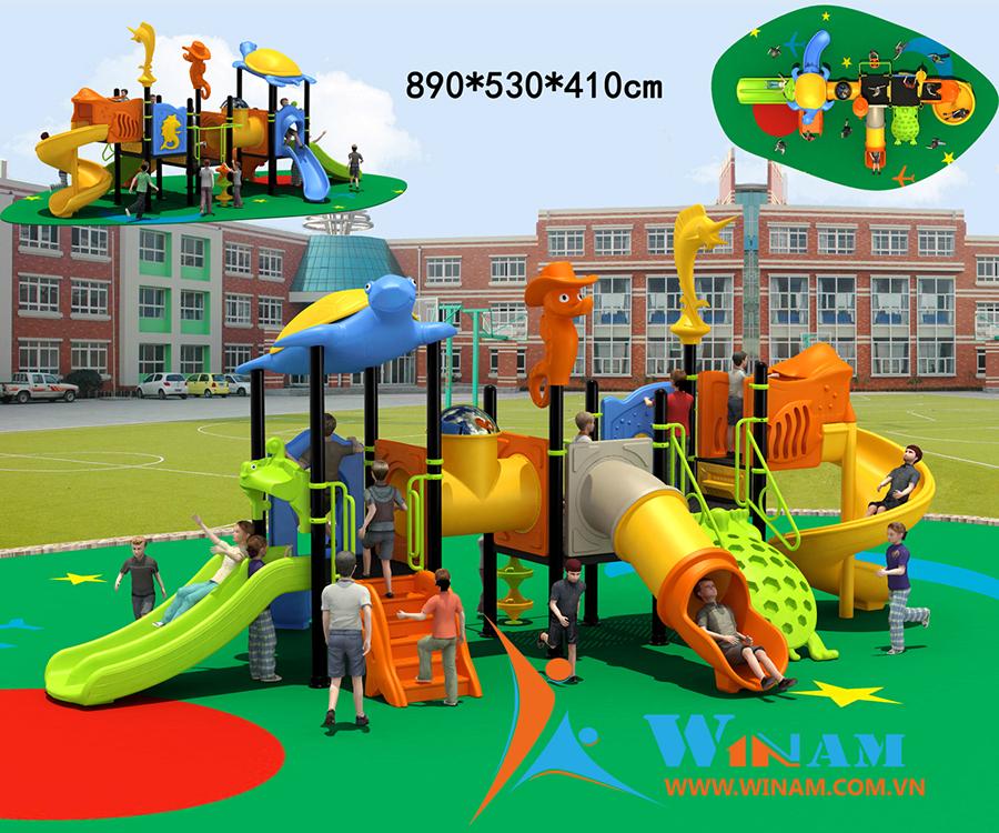 Sân chơi liên hoàn - WinPlay-LF-099