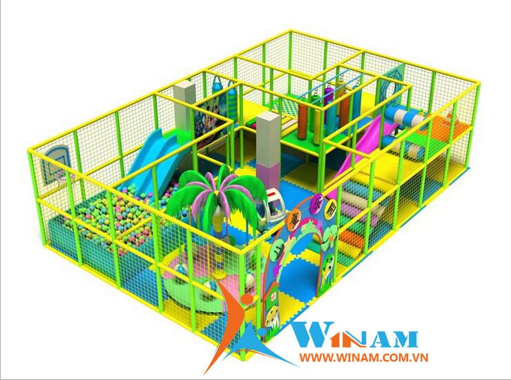 Thiết bị vui chơi trong nhà - WinPlay-W-21