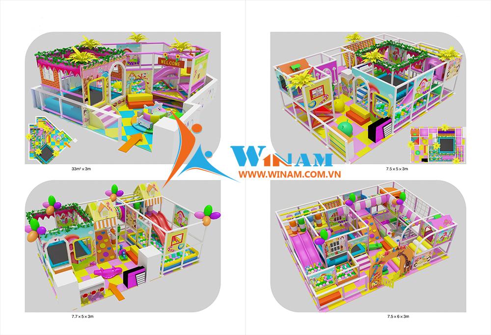 Thiết bị vui chơi trong nhà - WinPlay-W-24