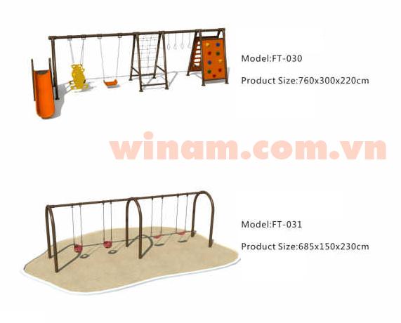 Thiết bị vận động - WinPlay-FT-030-031