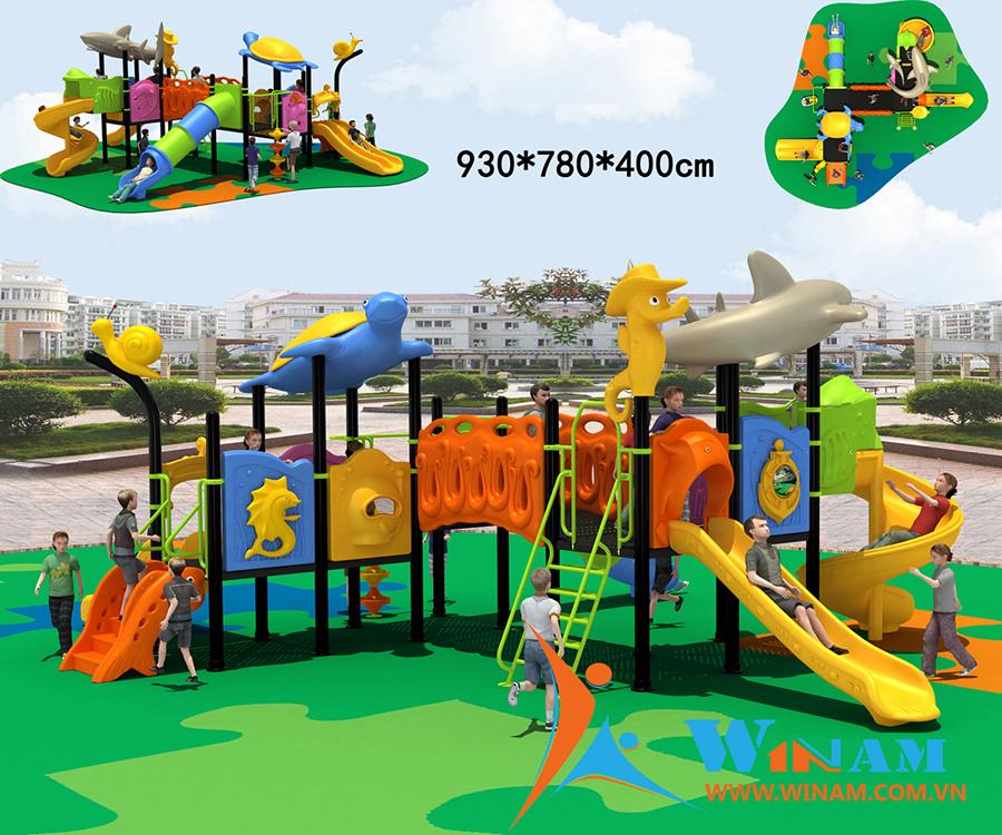 Sân chơi liên hoàn - WinPlay-LF-085