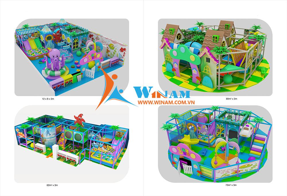 Thiết bị vui chơi trong nhà - WinPlay-W-31