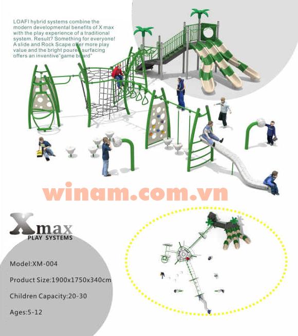 Thiết bị vận động - WinPlay-XM-004