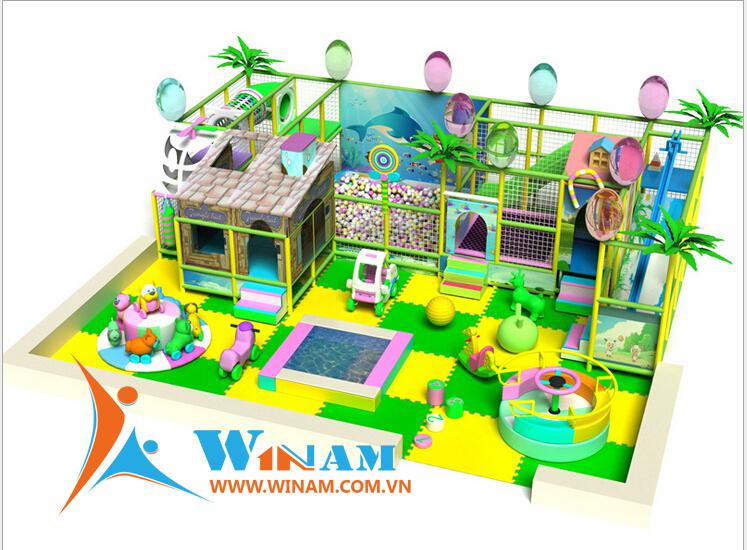 Thiết bị vui chơi trong nhà - WinPlay-W-22