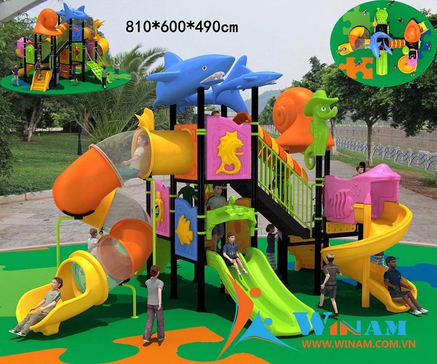 Sân chơi liên hoàn - WinPlay-LF-084