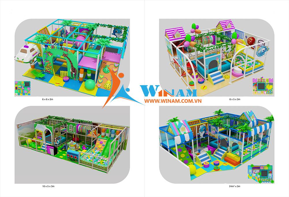 Thiết bị vui chơi trong nhà - WinPlay-W-25