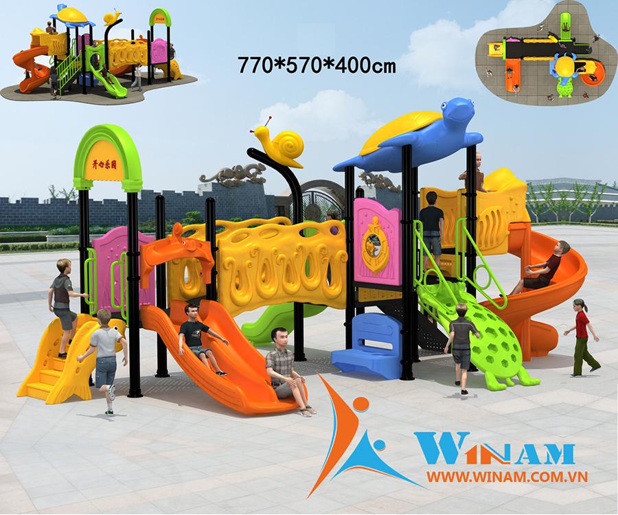 Sân chơi liên hoàn - WinPlay-LF-094