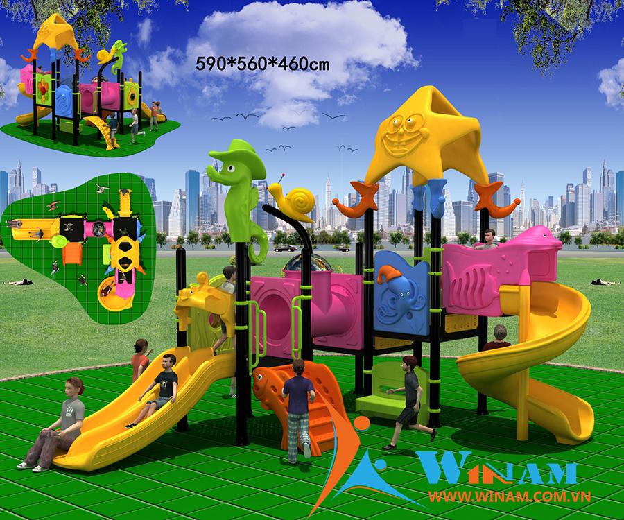 Sân chơi liên hoàn - WinPlay-LF-105