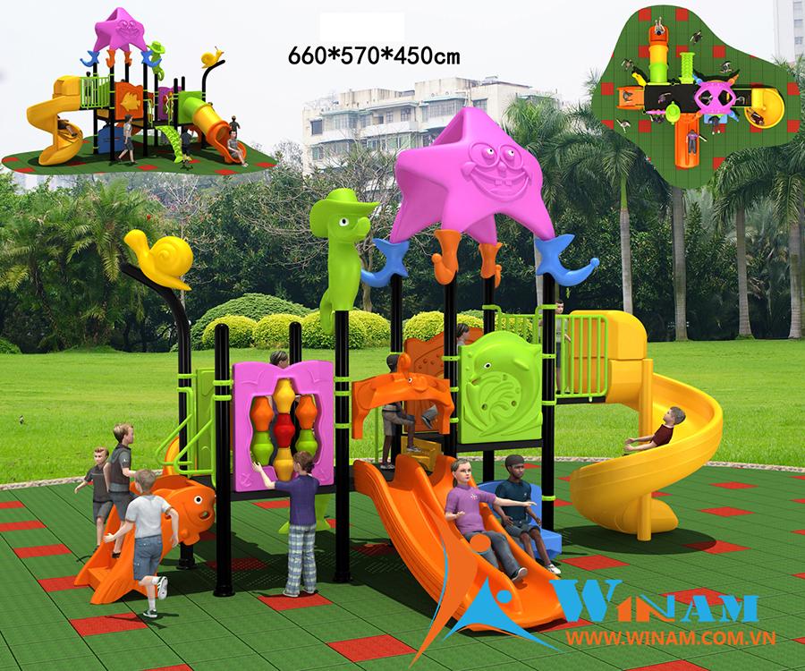 Sân chơi liên hoàn - WinPlay-LF-109