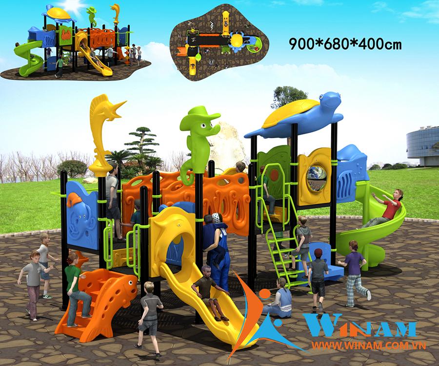 Sân chơi liên hoàn - WinPlay-LF-091