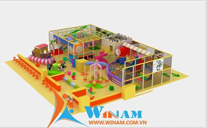 Thiết bị vui chơi trong nhà - WinPlay-W-14