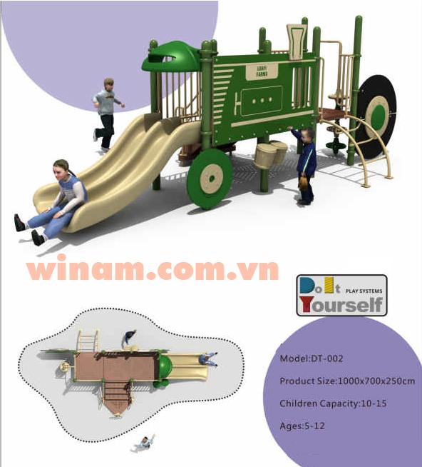 Thiết bị vận động - WinPlay-DT-002