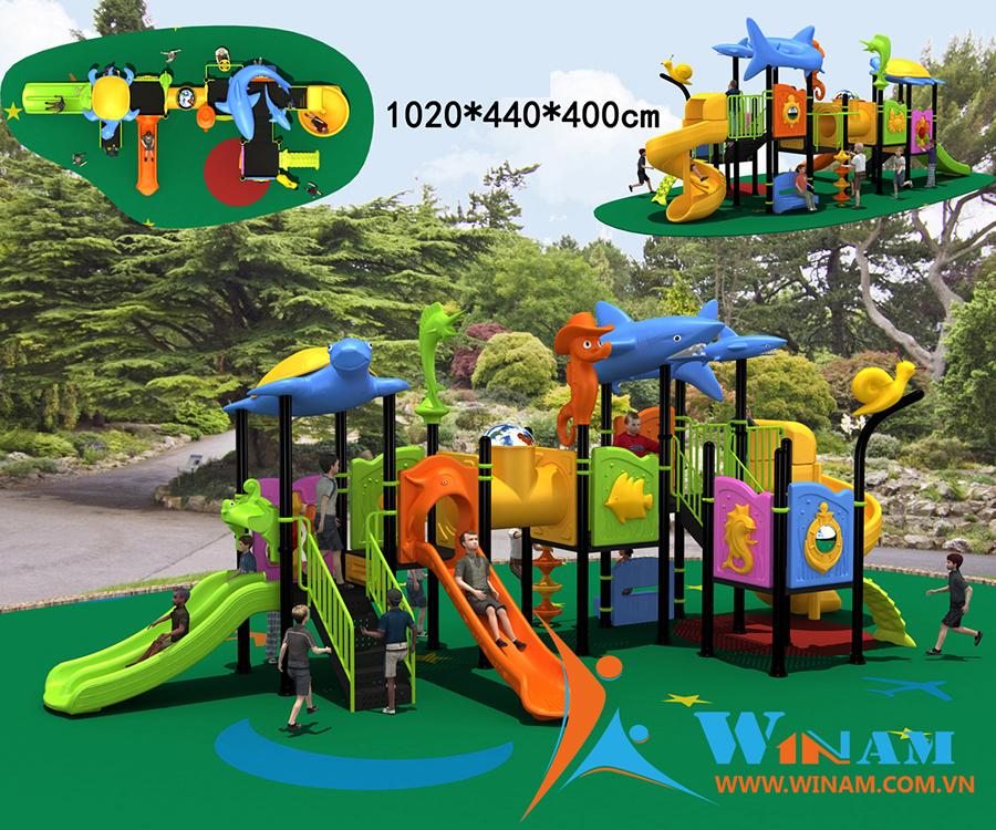 Sân chơi liên hoàn - WinPlay-LF-086