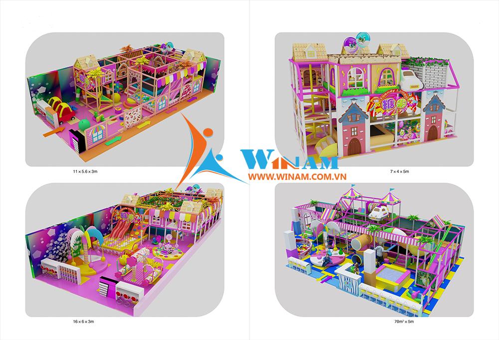 Thiết bị vui chơi trong nhà - WinPlay-W-27