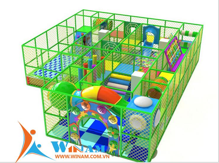 Thiết bị vui chơi trong nhà - WinPlay-W-16
