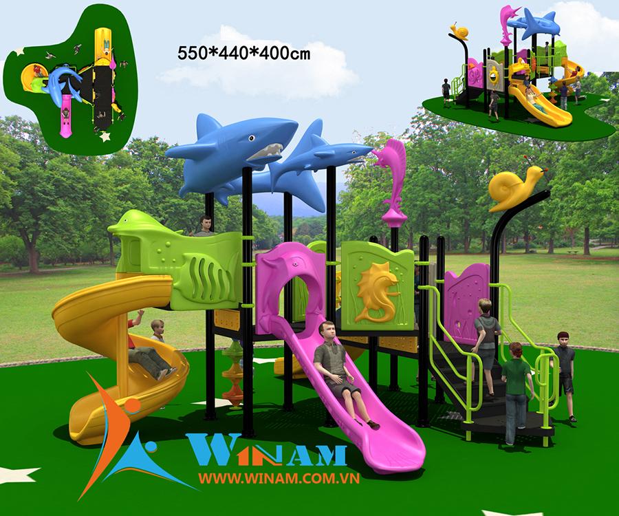 Sân chơi liên hoàn - WinPlay-LF-106