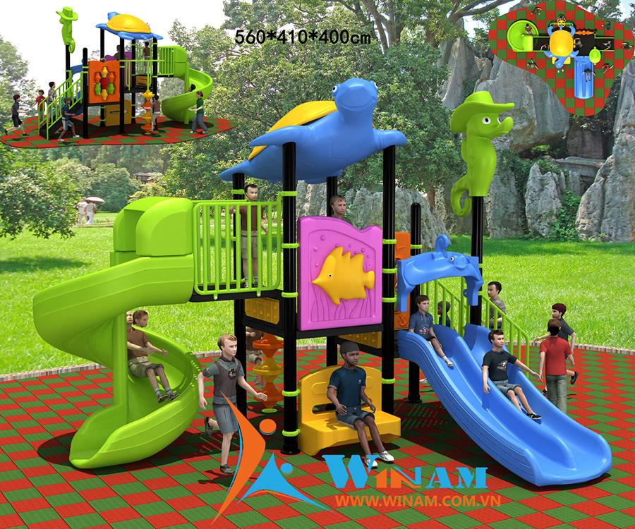 Sân chơi liên hoàn - WinPlay-LF-116