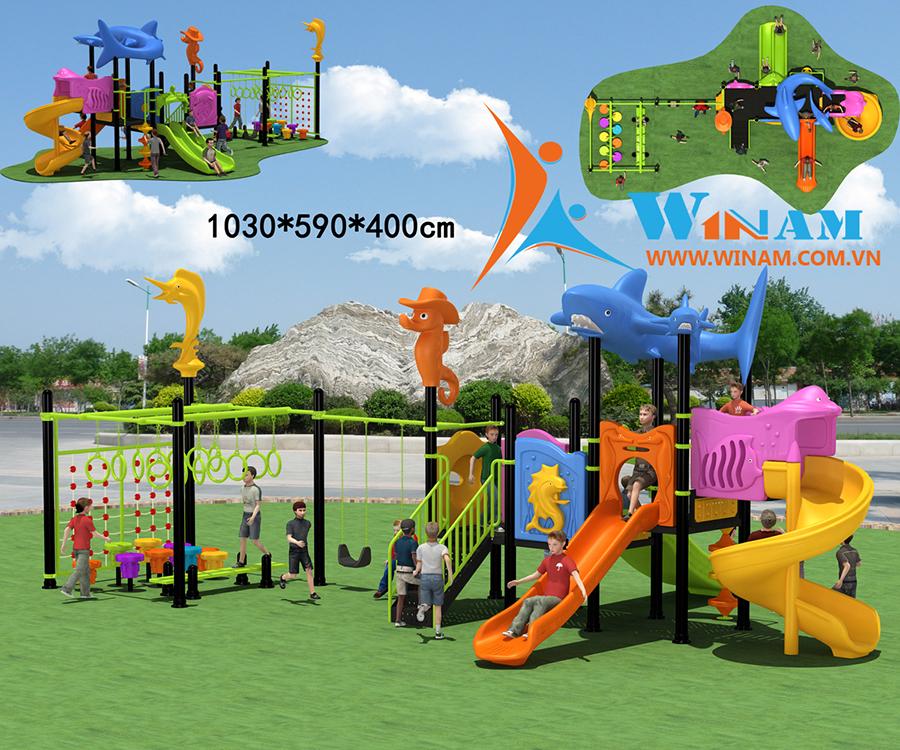 Sân chơi liên hoàn - WinPlay-LF-093