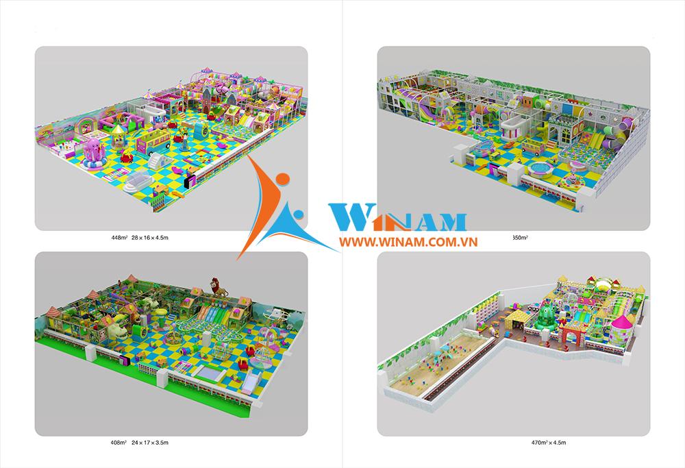 Thiết bị vui chơi trong nhà - WinPlay-W-44