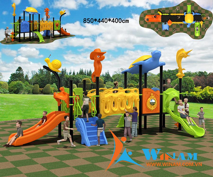 Sân chơi liên hoàn - WinPlay-LF-112