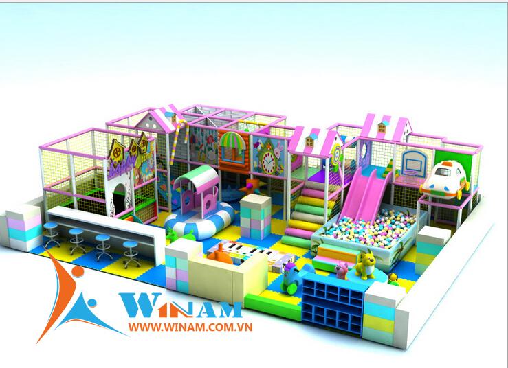 Thiết bị vui chơi trong nhà - WinPlay-W-23