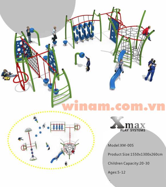 Thiết bị vận động - WinPlay-XM-005