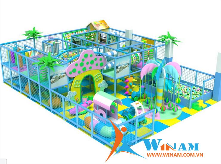 Thiết bị vui chơi trong nhà - WinPlay-W-20