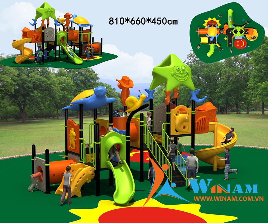 Sân chơi liên hoàn - WinPlay-LF-087