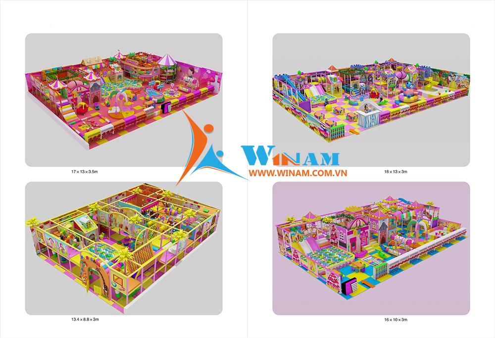 Thiết bị vui chơi trong nhà - WinPlay-W-40