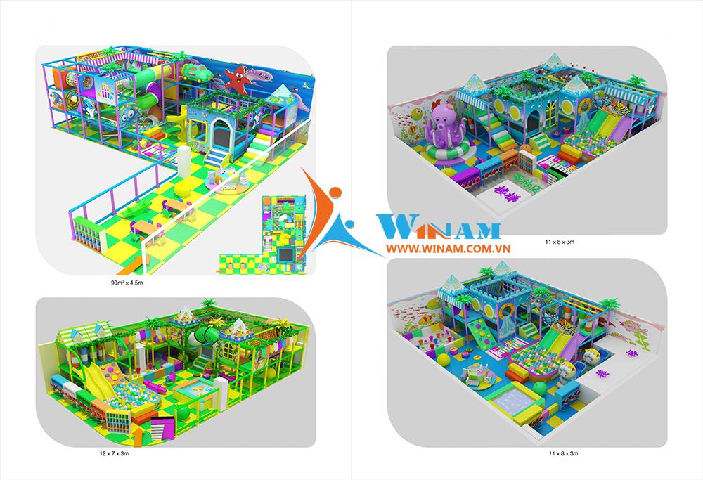 Thiết bị vui chơi trong nhà - WinPlay-W-30
