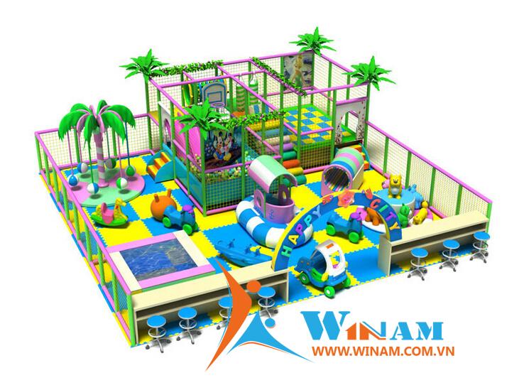 Thiết bị vui chơi trong nhà - WinPlay-W-19