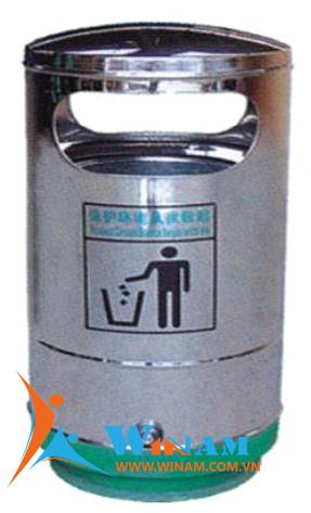 Thùng rác công viên - WINWORX-WA.LJ.015