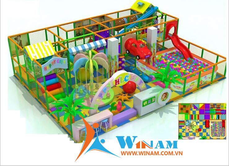 Thiết bị vui chơi trong nhà - WinPlay-W-18
