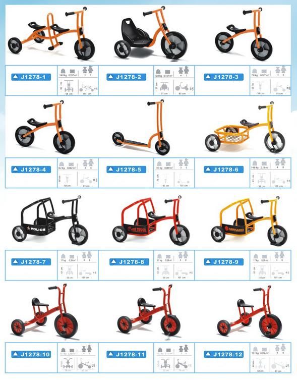 Xe đạp trẻ em - WinPlay-J1278
