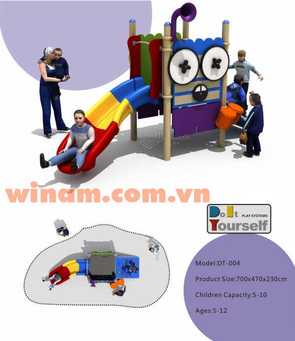 Thiết bị vận động - WinPlay-DT-004
