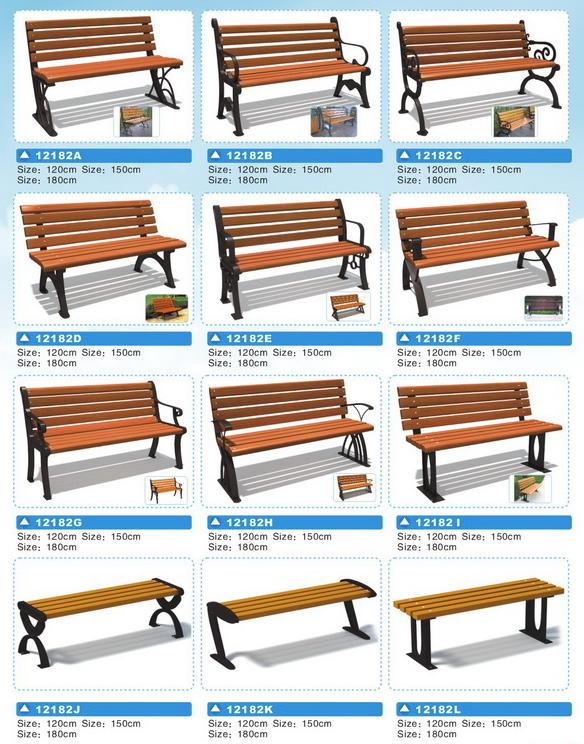 Bàn ghế công cộng - WinWorx-12182