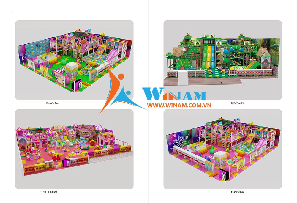 Thiết bị vui chơi trong nhà - WinPlay-W-39