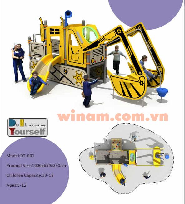 Thiết bị vận động - WinPlay-DT-001