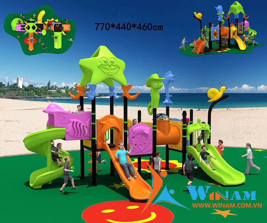 Sân chơi liên hoàn - WinPlay-LF-100