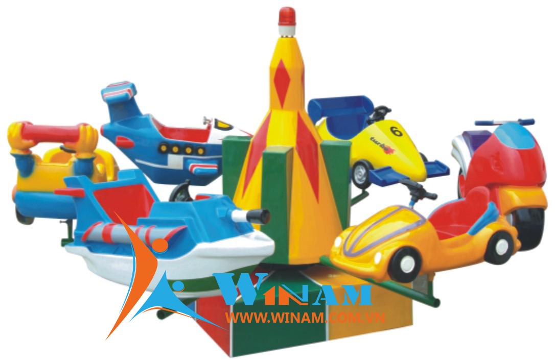 Xe điện đụng - WinPlay-WA.EL.099