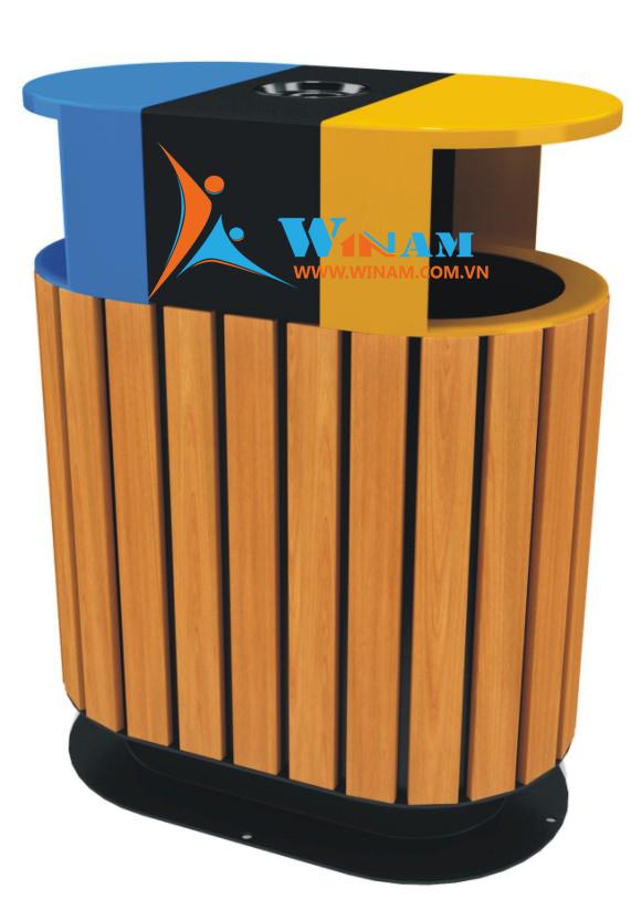 Thùng rác công viên - WINWORX-WA.LJ.014