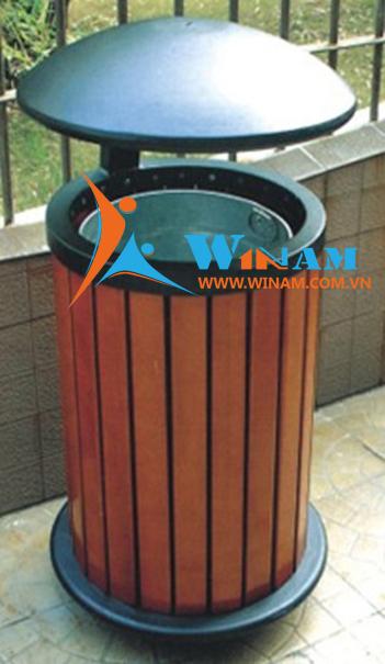 Thùng rác công viên - WINWORX-WA.LJ.012