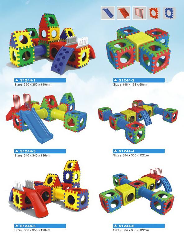 Đồ chơi bằng nhựa - WinPlay-S1244