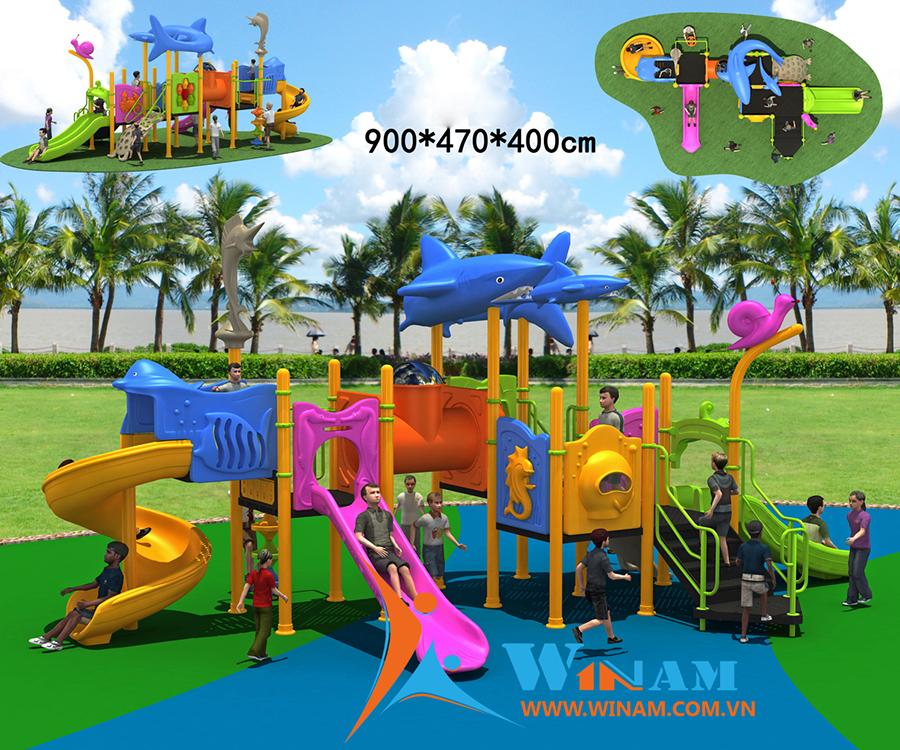 Sân chơi liên hoàn - WinPlay-LF-096